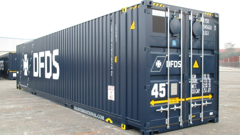 Container 45 ft