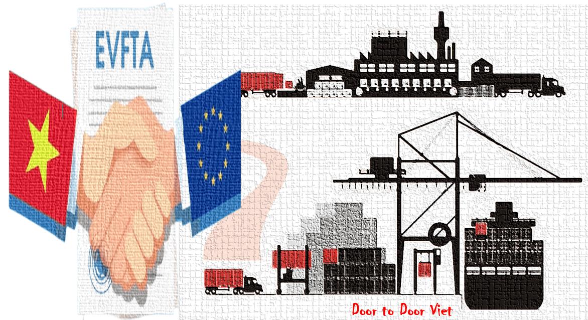 vận chuyển hàng từ Việt Nam đi Châu Âu